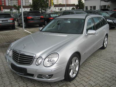 Mercedes-Benz E 200 T Kompressor