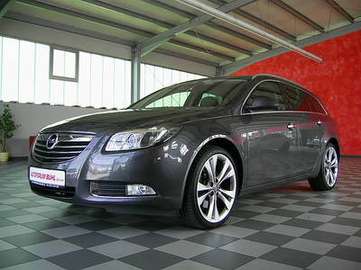 Opel Insignia 2.8 V6 Turbo Sports