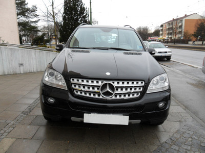 Mercedes-Benz ML 320 CDI 4Matic