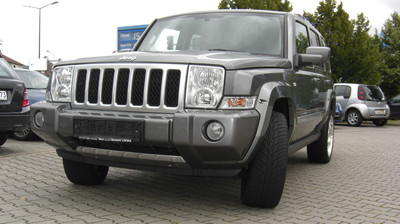 Jeep Commander 3.0